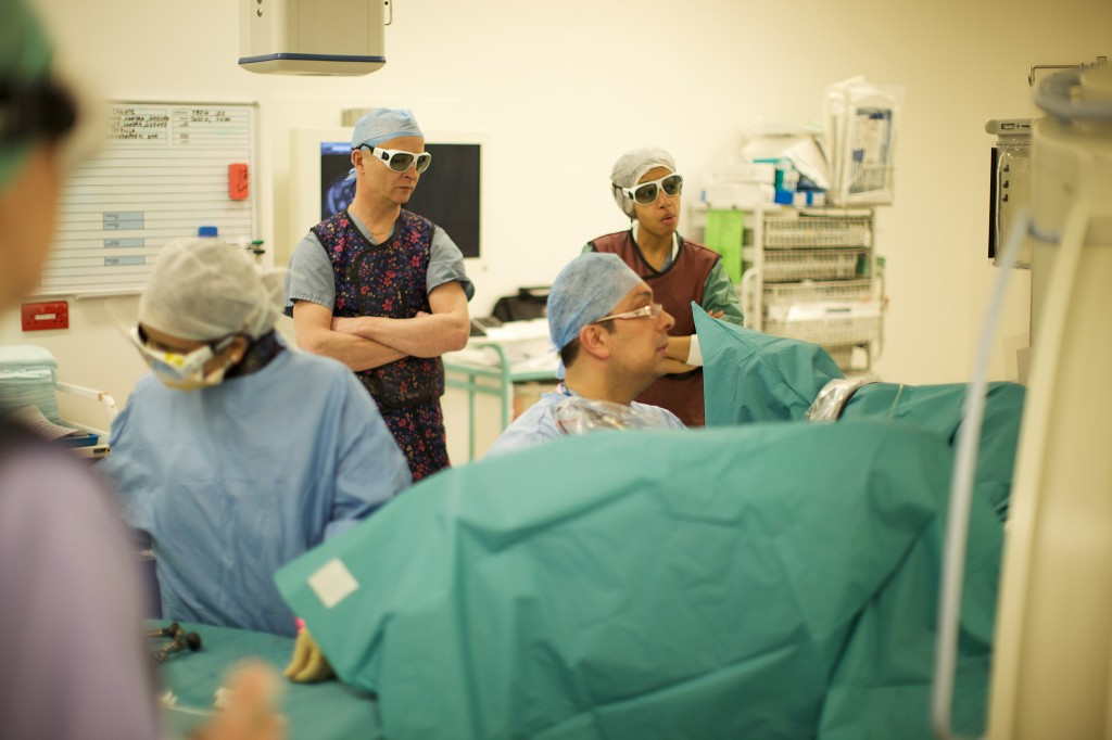 Modern surgery
