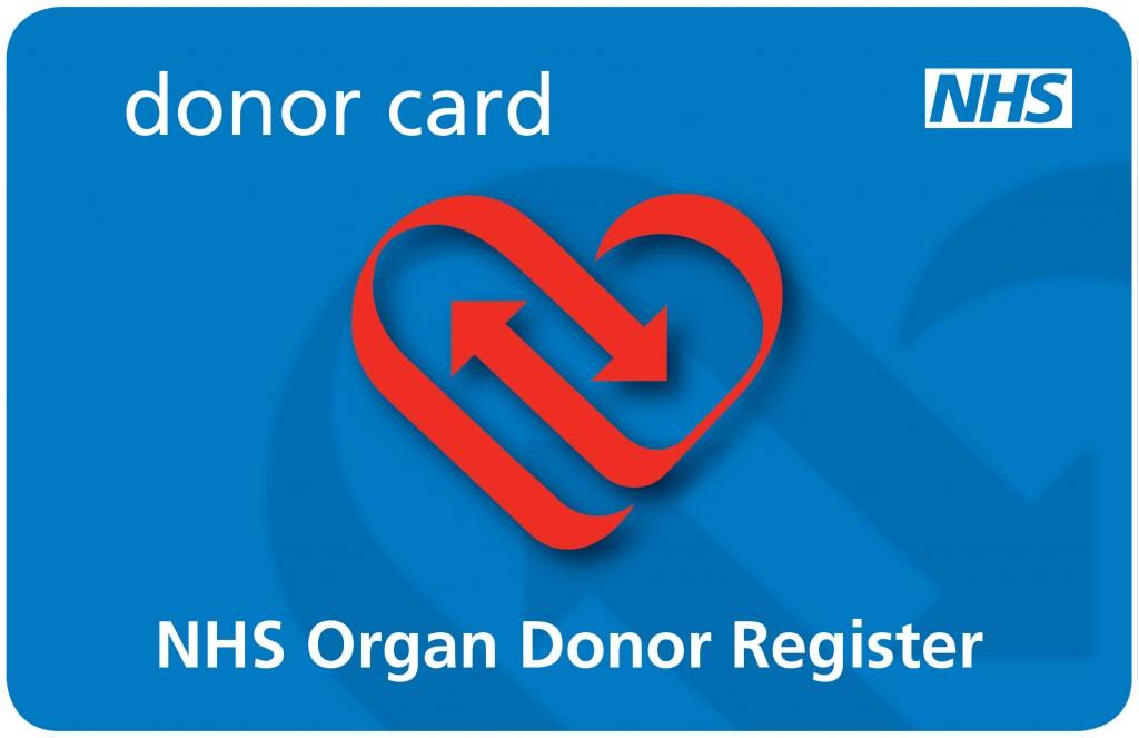 Organ donation graphics