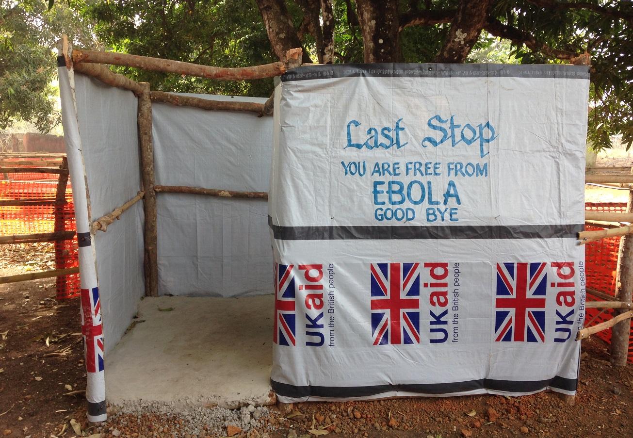 Last stop ebola