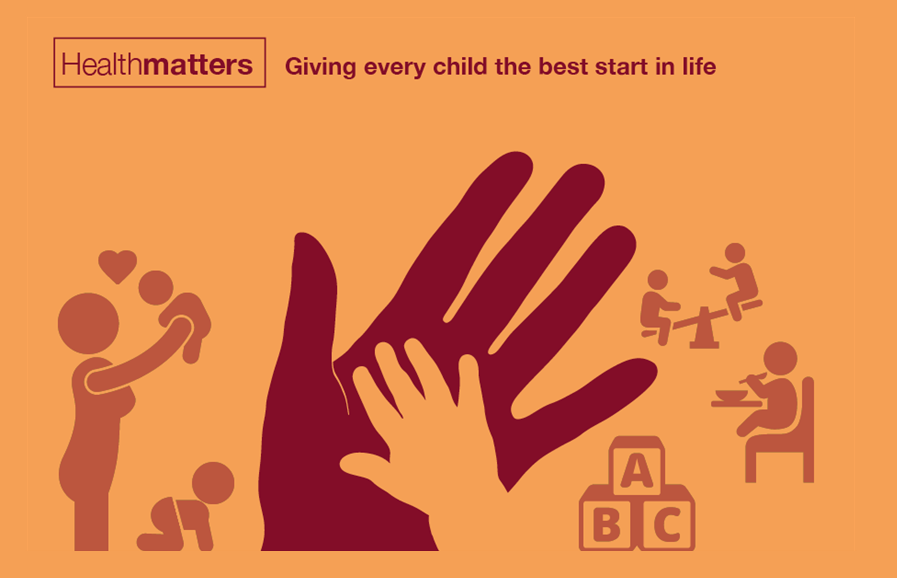 750b07f63 We hope our latest edition of Health Matters – this time on the subject of  giving every child the best start in life – will help you and other health  ...