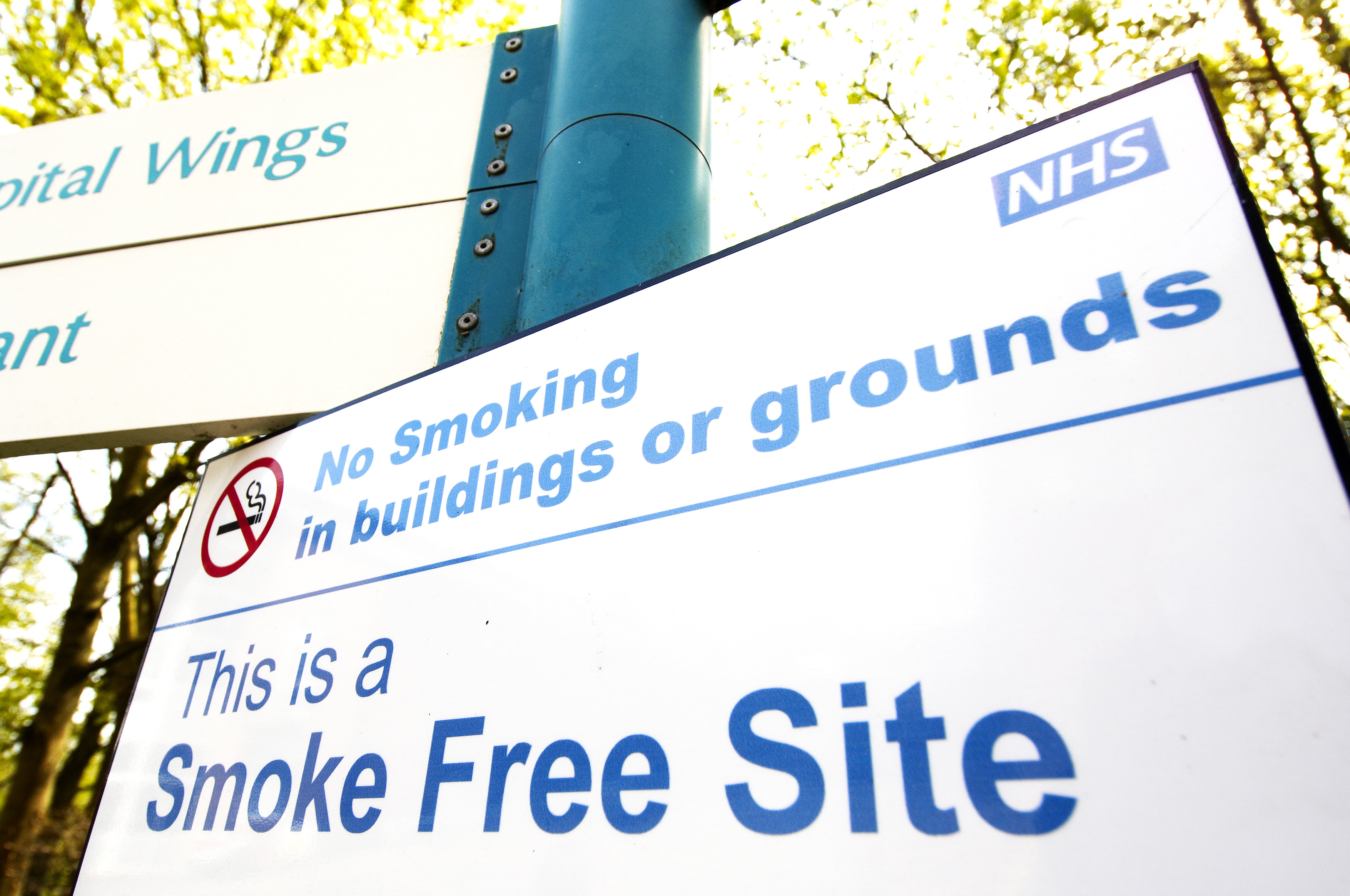 Smokefree NHS - troubleshooting tips for hospitals - Public