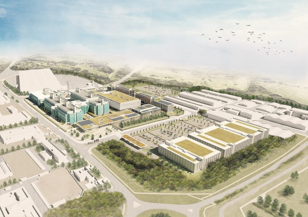 science hub phe health harlow england campus gleave richard theconstructionindex contractors 400m named posted matters december categories