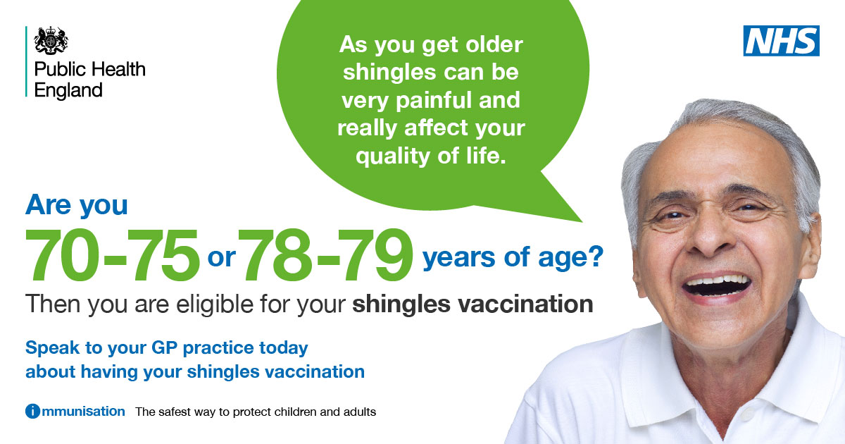 Shingles What Is It And Why Do We Need To Vaccinate